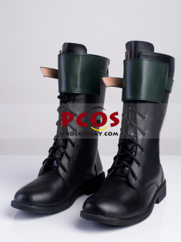 Picture of Ready to Ship Green Arrow Season 4 Cosplay Boots On Sale mp003234