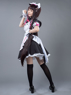 Picture of Ready to Ship NEKOPARA Chocola Maid Cosplay Costume mp005746