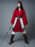 Picture of Ready to ship Mulan(2020) Cosplay Costume velvet version mp006091