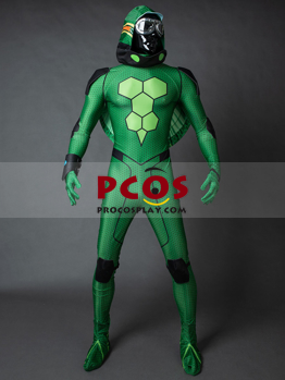 Picture of Miraculous Ladybug Nino Lahiffe Carapace Cosplay Costume mp006015