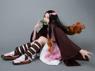 Picture of Ready to Ship Demon Slayer: Kimetsu no Yaiba Kamado Nezuko Cosplay Costume mp005697