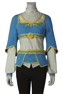 Picture of The Legend of Zelda:Breath of the Wild Princess Zelda Cosplay Costume mp005910