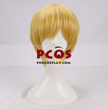 Picture of Best One Piece Vinsmoke Sanji Japanese Anime Cosplay Wigs mp006148