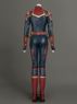 Picture of Ready to Ship Captain Marvel Carol Danvers Cosplay Costume mp004077