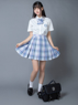 Picture of Ready to Ship High School Student Uniform Skirt mp006132