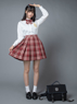 Picture of Ready to Ship High School Student Uniform Skirt mp006136
