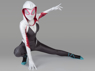 Picture of Ready to Ship Spider-Man: Into the Spider-Verse Gwen Stacy Cosplay Costume mp004231 On Sale