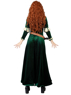 Picture of Ready to Ship Deluxe Brave Princess Merida Cosplay Costume on sale mp003883