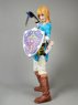 Picture of Ready to Ship The Legend of Zelda: Breath of the Wild Link Cosplay Costume mp003995 On Sale