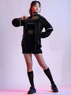 Picture of League of Legends LOL KDA Akali The Baddest Cosplay Costume mp006216