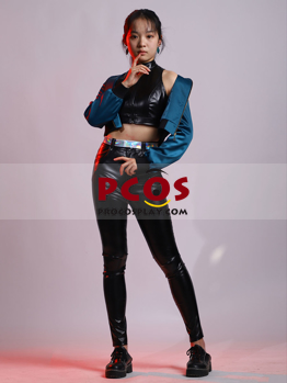 Picture of League of Legends LOL KDA Kaisa The Baddest Cosplay Costume mp006227