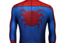 Picture of Ready to Ship PS4 Game Spider-Man Peter Parker Cosplay Costume with Soles mp005455