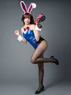 Picture of Ready to Ship Overwatch D.Va Hana Song Bunny Girl Cosplay Costume mp005861