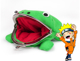 Picture of Naruto Cosplay Frog Pendant mp002299