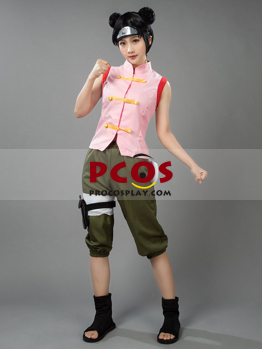 Picture of Ready to Ship Anime Tenten Cosplay Costume mp003953