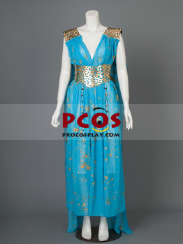 Picture of Ready to Ship Game of Thrones Daenerys Targaryen Cosplay Costume mp002928