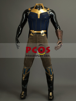 Picture of Ready to Ship Infinity War Thanos Cosplay Costume Retro Version mp004043