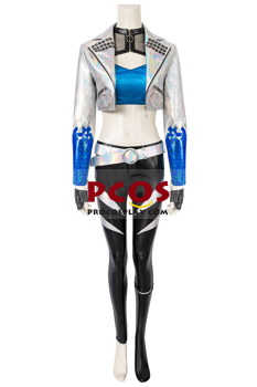 Picture of League of Legends LOL KDA Akali More Cosplay Costume C00033