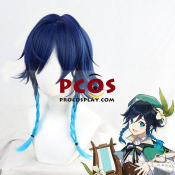 Picture of Genshin Impact Venti Cosplay Wig C00074