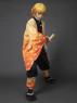 Picture of Ready to Ship Demon Slayer: Kimetsu no Yaiba Agatsuma Zenitsu Haori Cosplay Costume Upgrade Version mp006006