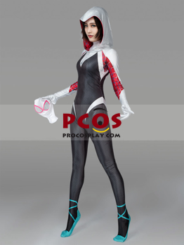 Picture of Spider-Man: Into the Spider-Verse Gwen Stacy Cosplay Costume mp004231