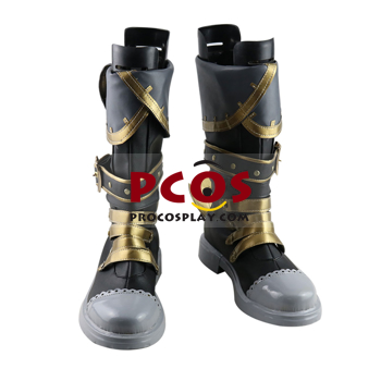 Picture of Genshin Impact Diluc Cosplay Shoes C00101