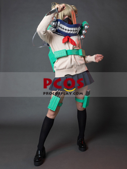 Picture of Ready to Ship My Hero Academia Himiko Toga Cosplay Costume mp004177