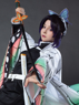 Picture of Ready to Ship Demon Slayer: Kimetsu no Yaiba Kochou Shinobu Haori Cosplay Costume Upgrade Version mp006007