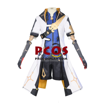 Picture of Genshin Impact Albedo Cosplay Costume C00137