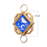 Picture of Genshin Impact Liyue Trinket Eye of God Pendants C00139