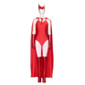 Picture of New Show WandaVision Scarlet Witch Wanda Maximoff Cosplay Costume C00163