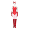 Picture of New Show Wanda Vision Scarlet Witch Wanda Maximoff Cosplay Costume C00163