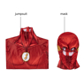 Picture of The Flash Season 5 Barry Allen Cosplay Costume Jumpsuit C00262
