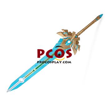 Picture of Genshin Impact Diluc Ragnvindr Razor Skyward Pride Claymores Swords C00187