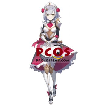 Picture of Deposit Game Genshin Impact  Noelle Cosplay Costume