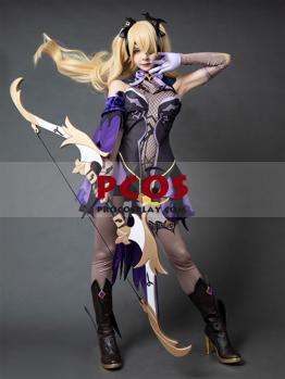 Picture of Genshin Impact Fischl Cosplay Costume C00015