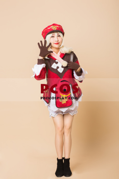 Picture of Genshin Impact Klee Cosplay Costume C00070
