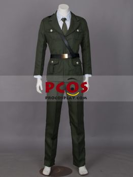 Picture of Ready to Ship Best Hetalia Axis Powers(APH) England(UK) Cosplay Costumes Online Store mp000063