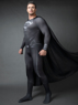 Picture of Justice League Black Superman Clark Kent Cosplay Costume mp005466