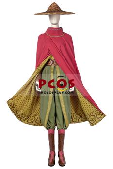 Picture of Raya and the Last Dragon Raya Cosplay Costume C00316