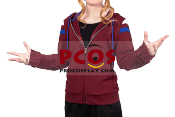 Picture of WandaVision Scarlet Witch Wanda Coat Cosplay Costume C00320