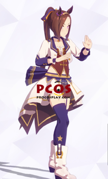 Picture of Deposit Game Pretty Derby Special Week Stage Cosplay Costume