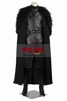 Picture of Game of Thrones Jon Snow Cosplay Costume C00364
