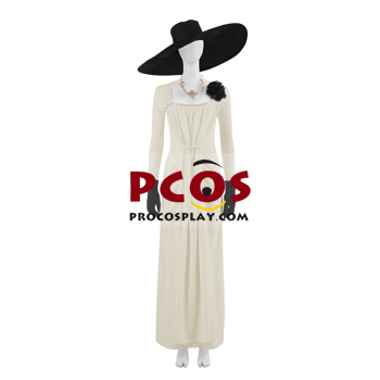 Picture of Game Resident Evil Village Alcina Dimitrescu Cosplay Costume C00371