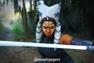 Picture of Star Wars: The Mandalorian Ahsoka Tano Cosplay Costume C00117