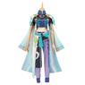 Picture of Genshin Impact Bubu Pharmacy Baizhu Cosplay Costume C00398