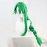 Picture of Genshin Impact Bubu Pharmacy Baizhu Cosplay Wigs C00405