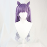 Picture of Genshin Impact Keqing Cosplay Wigs C00407