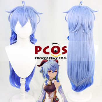Picture of Genshin Impact Ganyu Cosplay Wigs C00412