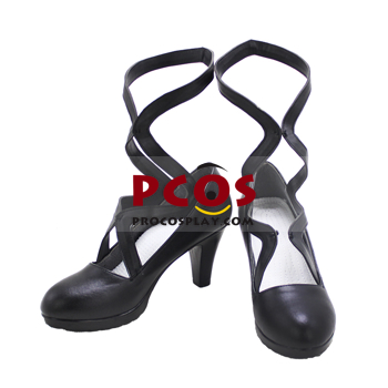 Picture of Genshin Impact La Signora Cosplay Shoes C00387